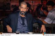 بهرام افشاری در فیلم سینمایی صحنه زنی