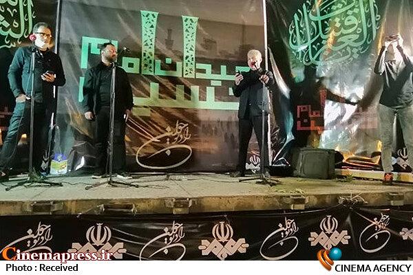 برنامه رادیویی میدان امام حسین(ع)