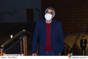 سروش صحت در مراسم تجلیل از افتخارآفرینان سینمای ایران در عرصه بینالملل