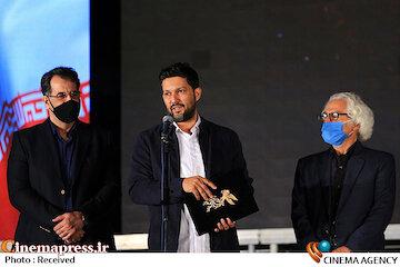 عکس / مراسم تجلیل از افتخارآفرینان سینمای ایران در عرصه بینالملل