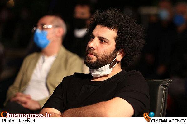 سعید روستایی در مراسم تجلیل از افتخارآفرینان سینمای ایران در عرصه بینالملل