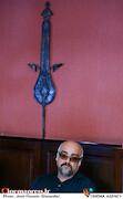 امیر کاوه آهنین جان در نشست خبری نمایش«عشق روزهای کرونا»