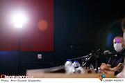 محمد بحرانی در نشست مطبوعاتی فیلم سینمایی«بیحسی موضعی»