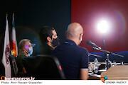 حبیب اسماعیلی در نشست مطبوعاتی فیلم سینمایی«بیحسی موضعی»
