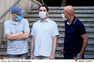 عکس / نشست مطبوعاتی فیلم سینمایی«بیحسی موضعی»