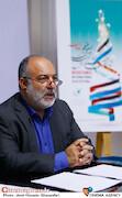مهدی عظیمی میرآبادی در نشست رسانهای شانزدهمین جشنواره بینالمللی فیلم «مقاومت»