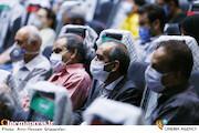 محسن علی اکبری در افتتاحیه شانزدهمین جشنواره بینالمللی فیلم «مقاومت»