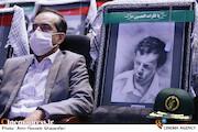 حسین انتظامی در افتتاحیه شانزدهمین جشنواره بینالمللی فیلم «مقاومت»