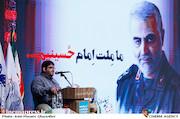 یاشار نادری در افتتاحیه شانزدهمین جشنواره بینالمللی فیلم «مقاومت»