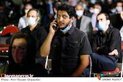 محمدجواد موحد در مراسم اختتامیه شانزدهمین جشنواره بینالمللی فیلم «مقاومت»