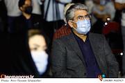 محمد حمیدی مقدم در مراسم اختتامیه شانزدهمین جشنواره بینالمللی فیلم «مقاومت»