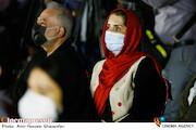 فریبا کوثری در مراسم اختتامیه شانزدهمین جشنواره بینالمللی فیلم «مقاومت»