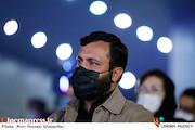 احسان محمدحسنی در مراسم اختتامیه شانزدهمین جشنواره بینالمللی فیلم «مقاومت»