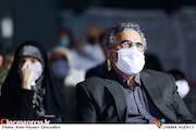 جواد شمقدری در مراسم اختتامیه شانزدهمین جشنواره بینالمللی فیلم «مقاومت»