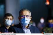 سید محمد حسینی در مراسم اختتامیه شانزدهمین جشنواره بینالمللی فیلم «مقاومت»