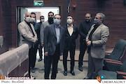 بازدید  رییس سازمان سینمایی از «صبامال»