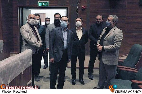 پردیس سینمایی صبا؛ حسین انتظامی