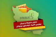 چهارمین المپیاد فیلمسازی نوجوانان ایران