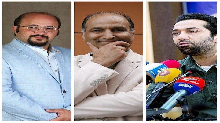 اعضای هیئت ارزیابی بخش خیابانی جشنواره سردار آسمانی