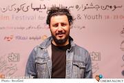 جواد عزتی در حاشیه آخرین روز سیودومین جشنواره بینالمللی فیلمهای کودکان و نوجوانان