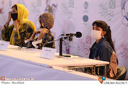 نشست خبری فیلم سینمایی«آرزوی زیبا»