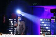 فریدون نجفی در مراسم اختتامیه سی و سومین جشنواره بینالمللی فیلمهای کودکان و نوجوانان