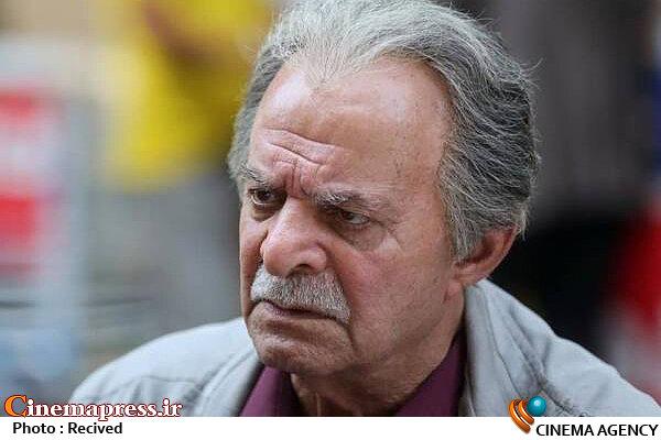 سیروس گرجستانی در سریال تلویزیونی شرم