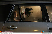 آزاده صمدی در فیلم سینمایی «سراسر شب»