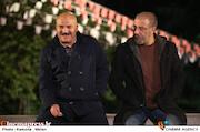 امیر جعفری و مهدی سلطانی در فیلم سینمایی «سراسر شب»