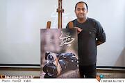 حسن قائدی در اکران و رونمایی از پوستر مستند «چشم ایرانی»