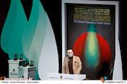 محمد سلوکی مجری مراسم اختتامیه هفدهمین جشنواره سراسری تئاتر مقاومت