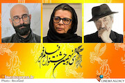 داوران بخش مسابقه تبلیغات سی و نهمین جشنواره فیلم فجر