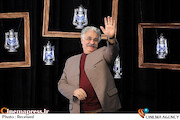 اقبال واحدی در مراسم اختتامیه یازدهمین جشنواره مردمی فیلم «عمار»