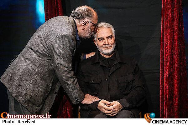 سردار شهید حاج قاسم سلیمانی؛ داریوش ارجمند