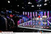 پشت صحنه مسابقه تلویزیونی«شوتبال»