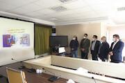افتتاح تلویزیون تئاتر ایران