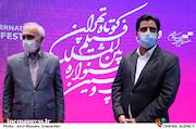 سیدصادق موسوی و احد جاودانی در سی و هفتمین جشنواره بینالمللی فیلم کوتاه تهران