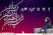 الهام فخاری در سی و هفتمین جشنواره بینالمللی فیلم کوتاه تهران