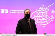 مهدی جعفری در سی و هفتمین جشنواره بینالمللی فیلم کوتاه تهران