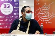 سعید نجاتی در سی و هفتمین جشنواره بینالمللی فیلم کوتاه تهران