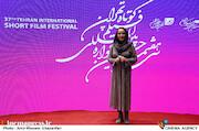 پانتهآ بهرام در سی و هفتمین جشنواره بینالمللی فیلم کوتاه تهران