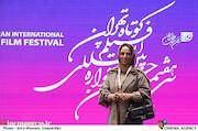 سوگل طهماسبی در سی و هفتمین جشنواره بینالمللی فیلم کوتاه تهران