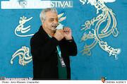 مهدی صباغ زاده در اولین روز سی و نهمین جشنواره فیلم فجر