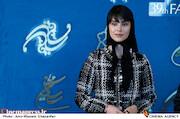 لاله مرزبان در اولین روز سی و نهمین جشنواره فیلم فجر