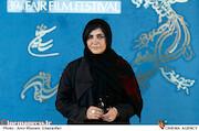 باران کوثری در اولین روز سی و نهمین جشنواره فیلم فجر