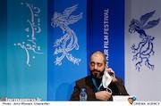 نشست خبری فیلم سینمایی «رمانتسیم عماد و طوبی»