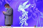علی سرتیپی در نشست خبری فیلم سینمایی«ستاره بازی»