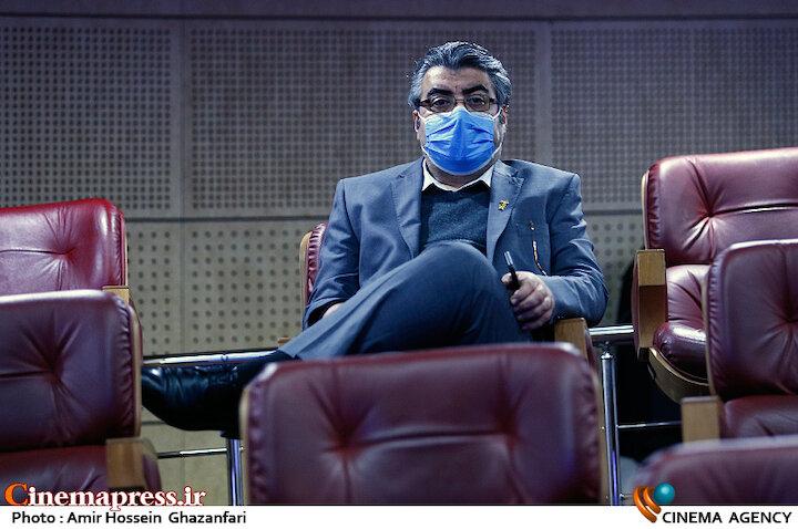 محمدمهدی طباطبایی نژاد در نشست خبری فیلم سینمایی «شیشلیک»