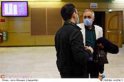 محمدحسین لطیفی در سومین روز سی و نهمین جشنواره فیلم فجر