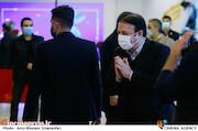 مرتضی شایسته در سومین روز سی و نهمین جشنواره فیلم فجر